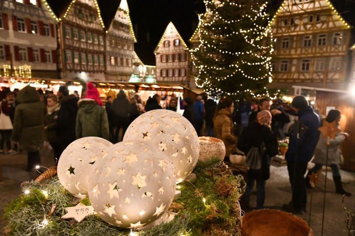 Herrenberger Weihnachtsmarkt