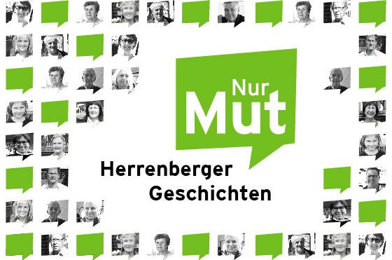 Logo: Nur Mut