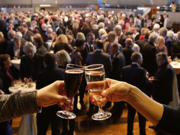Austausch und Begegnung stehen im Mittelpunkt des gemeinsamen Neujahrsempfangs in Herrenberg.