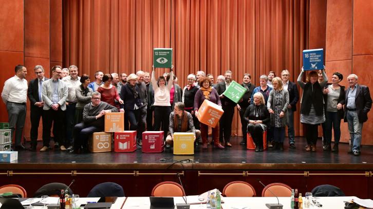 Der Gemeinderat gibt grünes Licht zum Leitbild-Konzept.