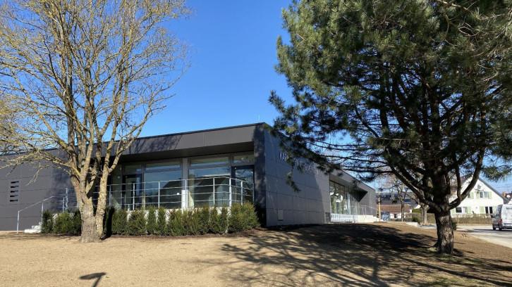 Gemeindehalle Kuppingen: Sanierung und Erweiterung
