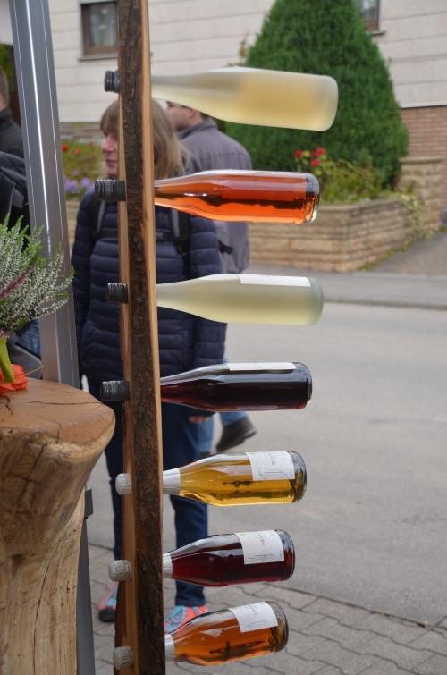 Lokale Seccoflaschen im Verkauf