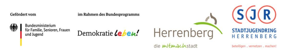 Demokratie Leben Logo 2020-2024