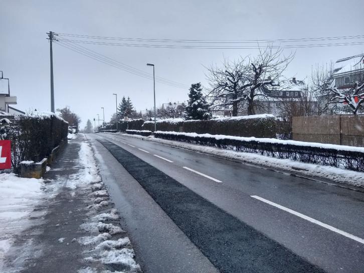 Update Horber Straße - 3. Bauabschnitt