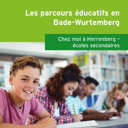 Schulbroschüre französisch