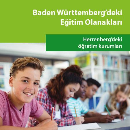 Schulbroschüre türkisch