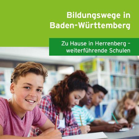 Schulbroschüre deutsch