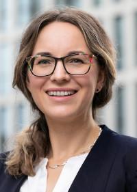 Ines Böttcher, Quartiersmanagerin