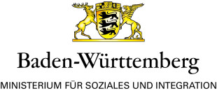 Das Logo des Ministeriums für Soziales und Integration Baden-Württemberg
