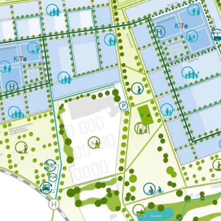 Strukturkonzept/ Rahmenplan Herrenberg SÜD