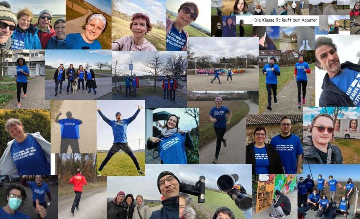 Lauf gegen Intoleranz - Lauf für Vielfalt 2021