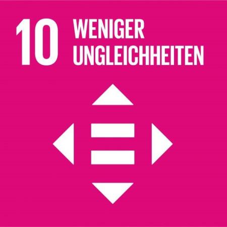 Weniger Ungleichheit-SDG10